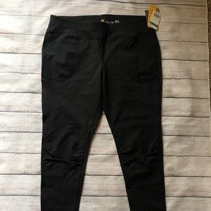 Carhartt Black Force Utility Leggings Xl (16/18)